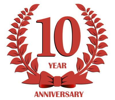 Infracomfort 10-year anniversary