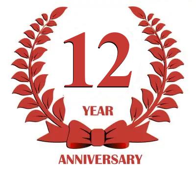 Infracomfort 12 Year Anniversary