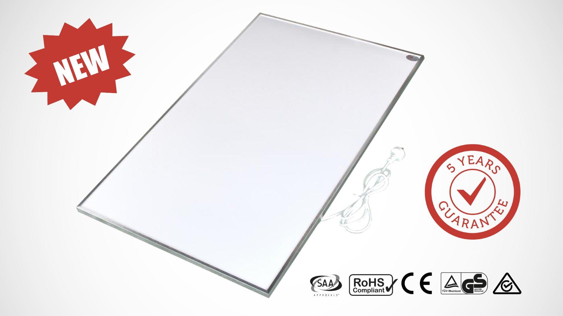 A Series Wi-Fi far-infrared heat panel