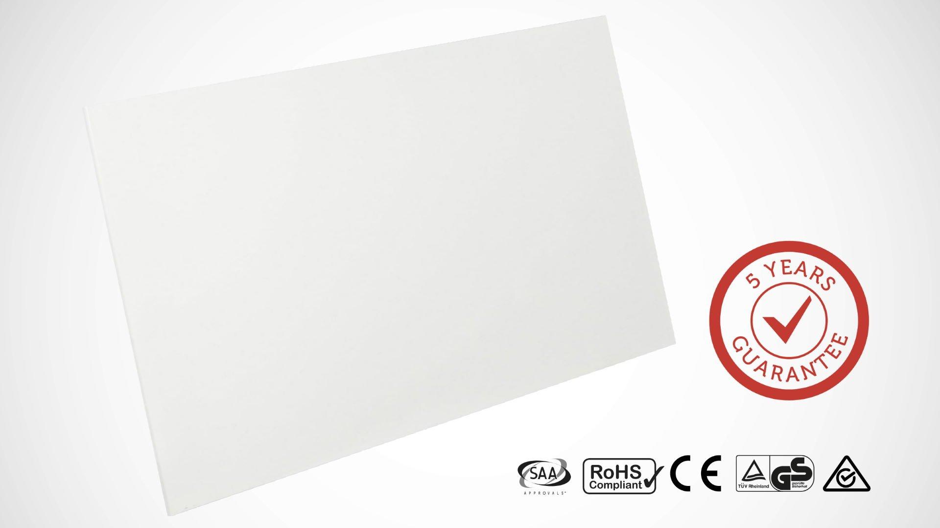 Frameless Series far-infrared heat panel