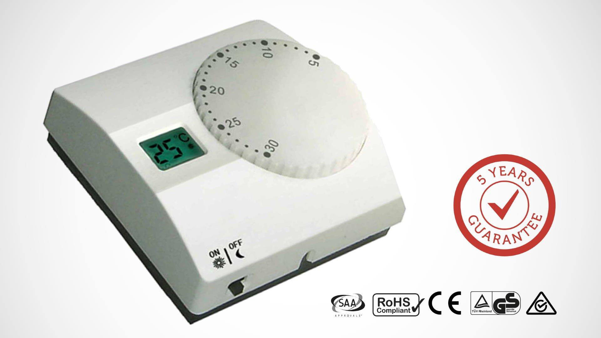 HMT4991 manual thermostat