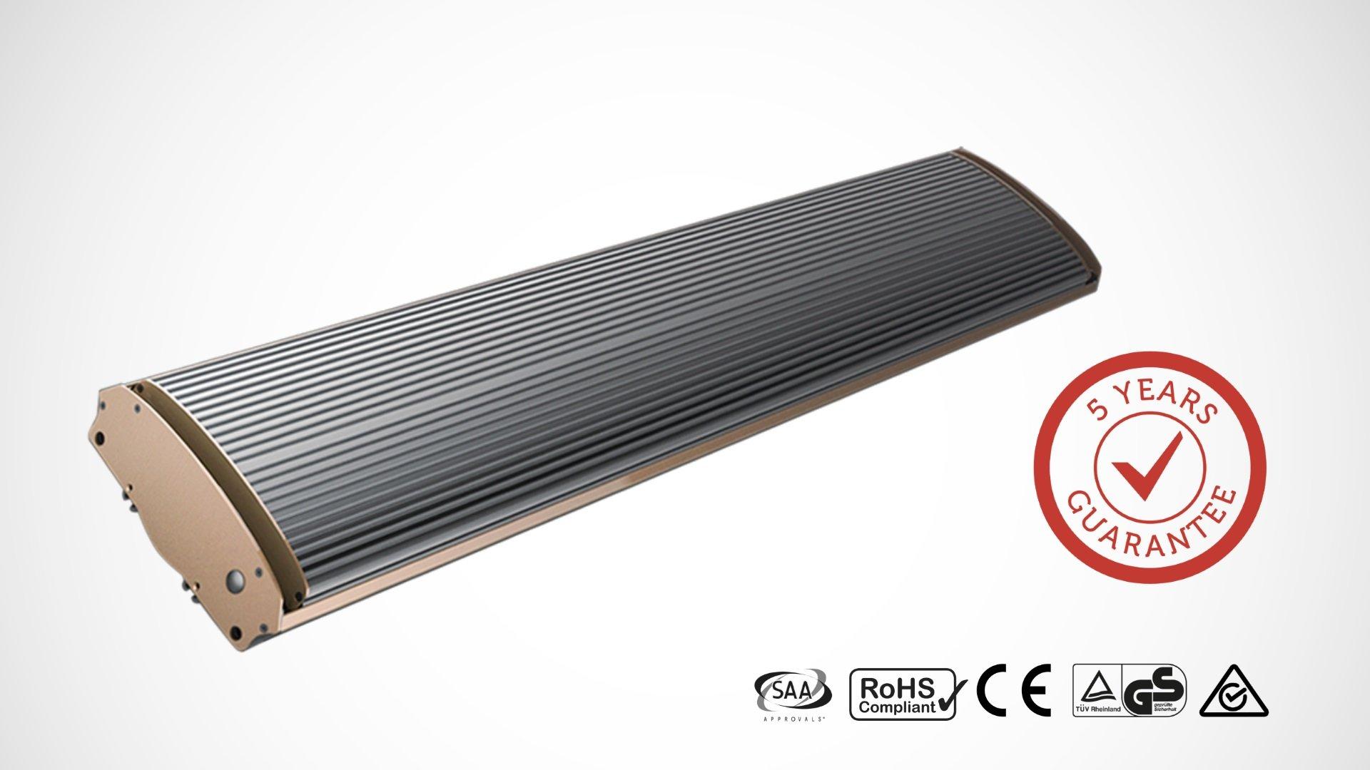 JH-A Series high power far-infrared heater